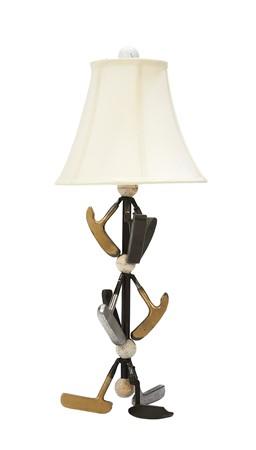 Golf putter table lamp aloadofball Choice Image