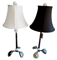 Golf Grip Shaft Table Lamp